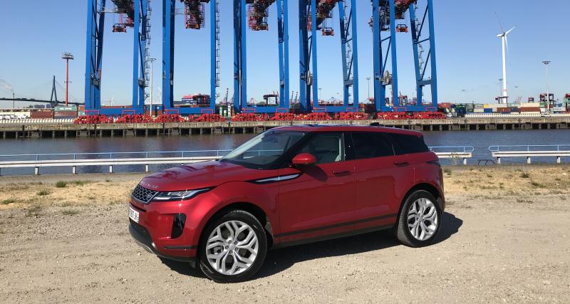 Land Rover Range Rover Evoque: l'essai du SUV en vidéo
