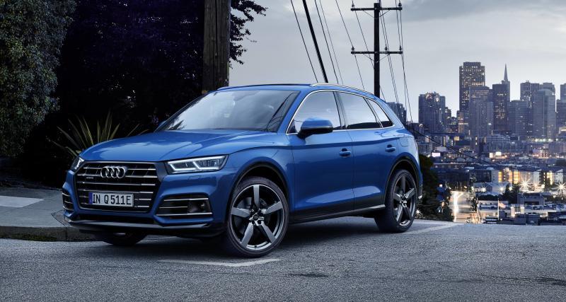 Audi Q5 55 TFSI e quattro : le premier plug-in hybrid de la nouvelle génération en vente