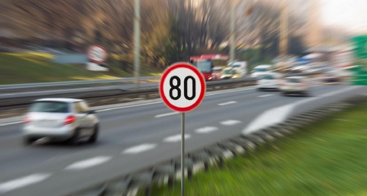 Flashé sur une route limitée à 80 km/h : des milliers de PV annulés ?