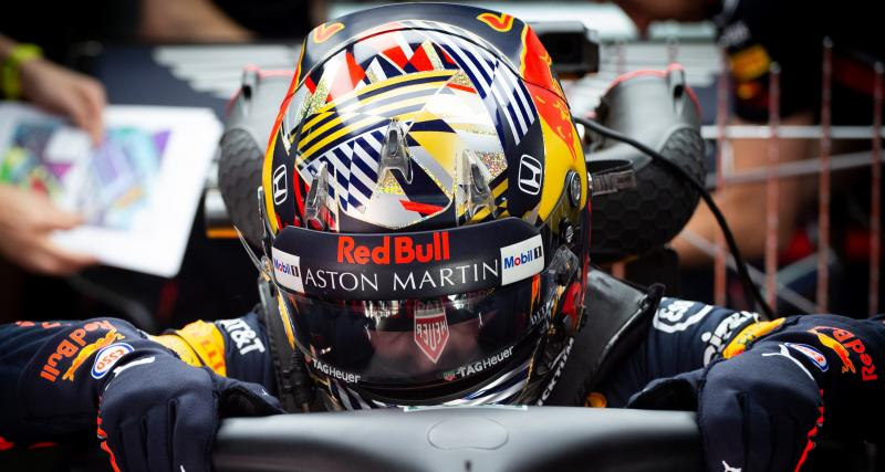 Red Bull sort les cornes