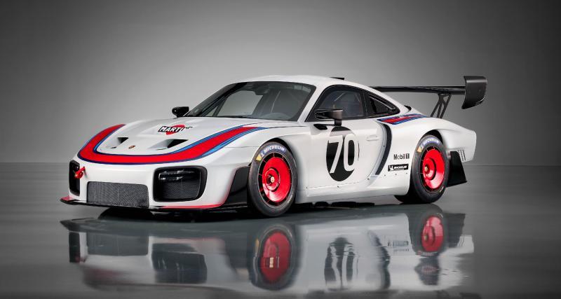 La Porsche 935 en 3 points