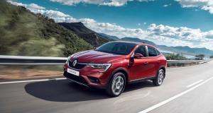 Renault Arkana : toutes les photos du SUV coupé destiné à la Russie