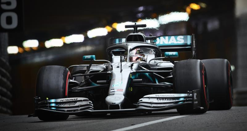 Les qualifications du Grand Prix de Monaco en streaming