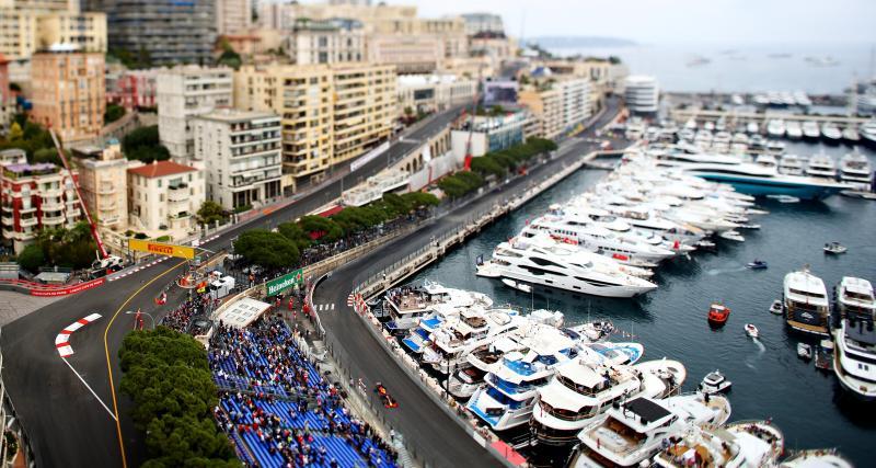 Le Grand Prix de Monaco à la télévision