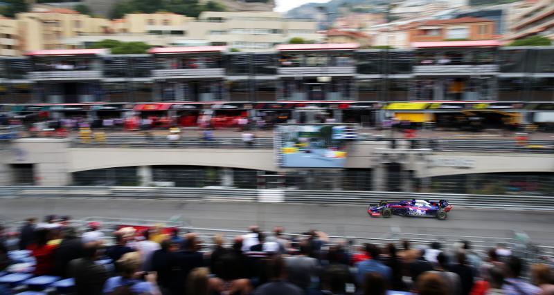 Le Grand Prix de Monaco en streaming