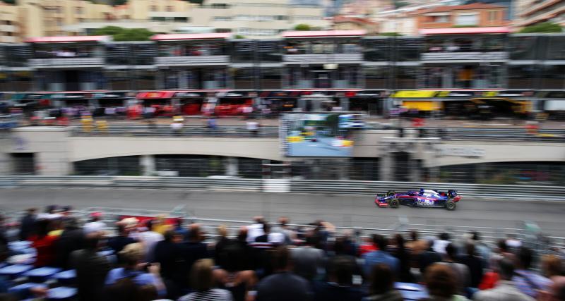 GP de Monaco de F1 : Lewis Hamilton en pole, la grille de départ