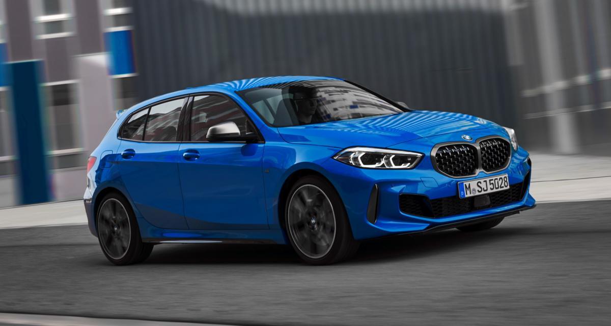 BMW Série 1 : toutes les photos et vidéo de la troisième génération