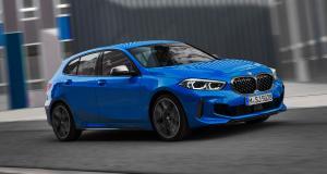 BMW Série 1 : toutes les photos de la troisième génération