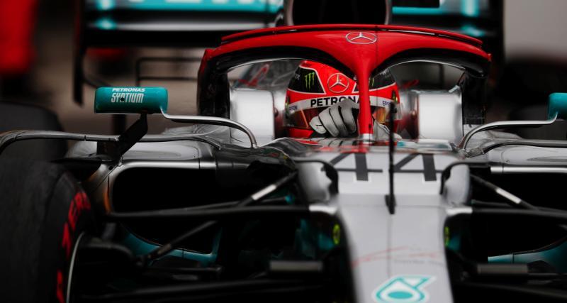 Mercedes au Grand Prix de Monaco : les photos de la course