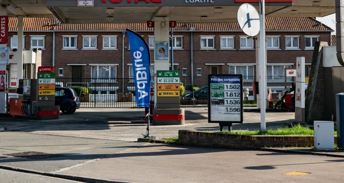 Prix essence et gazole : plus de 2 euros/litre, nouveau record en France