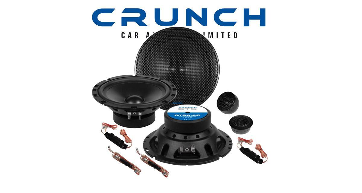 Crunch présente une nouvelle gamme de HP GTS à prix attractif