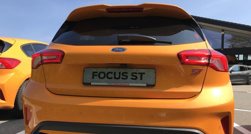 La Focus ST en passager… en attendant mieux