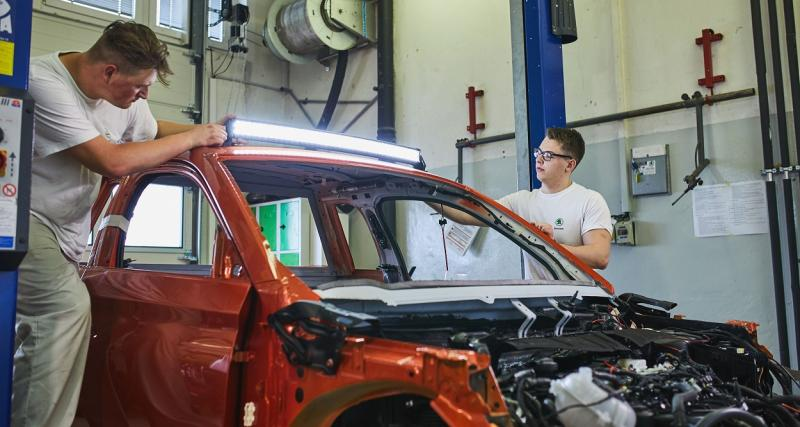 Skoda : le pick-up unique Mountiaq prend forme