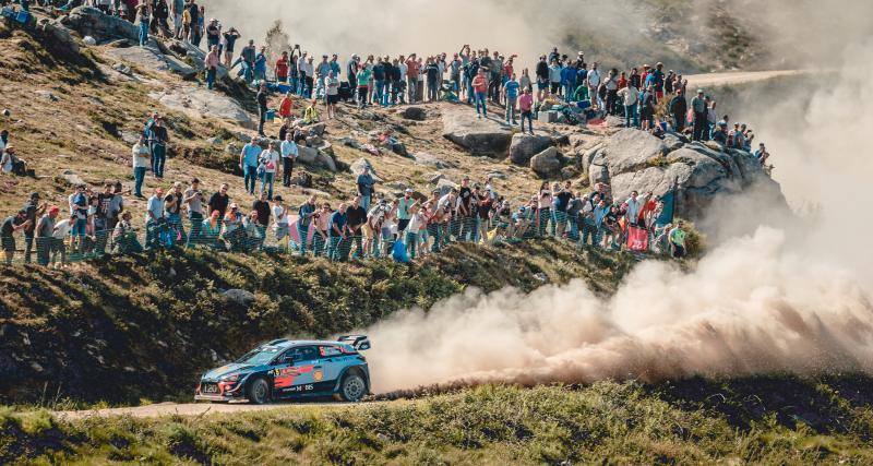 Rallye du Portugal WRC : l'arène des gladiateurs
