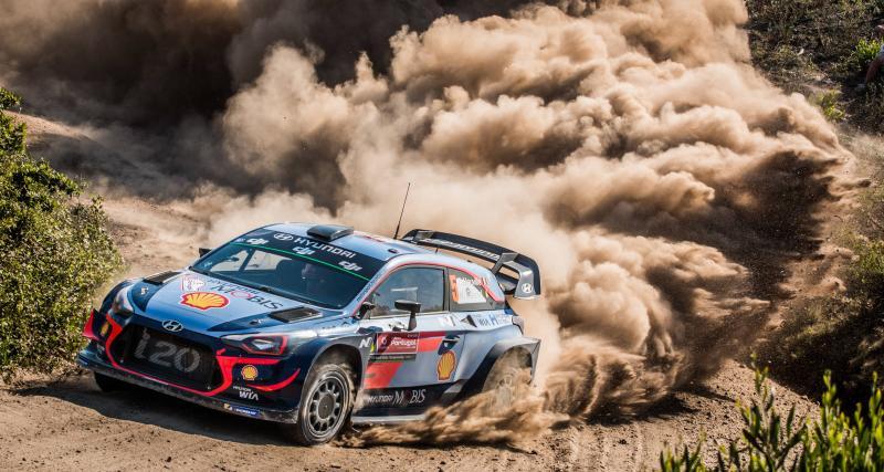 Rallye WRC du Portugal : à quelle heure et sur quelle chaîne regarder l'ES 7 du 31 mai ?