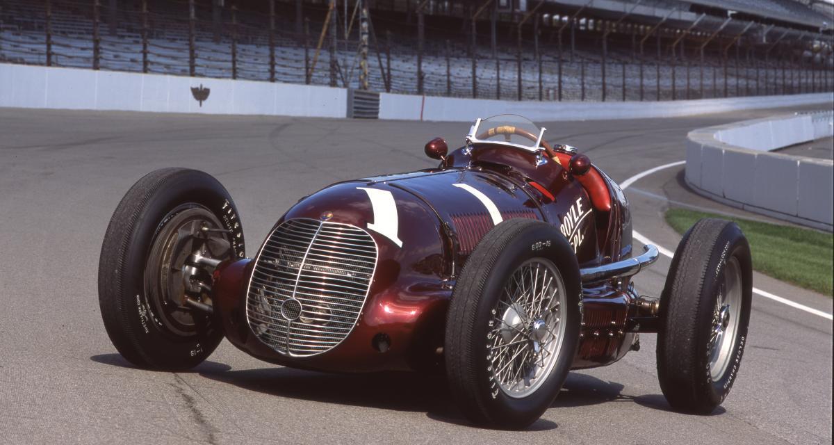 """Maserati 8CTF """"Boyle Special"""" : le Trident fête les 80 ans de sa victoire aux 500 miles d'Indianapolis"""