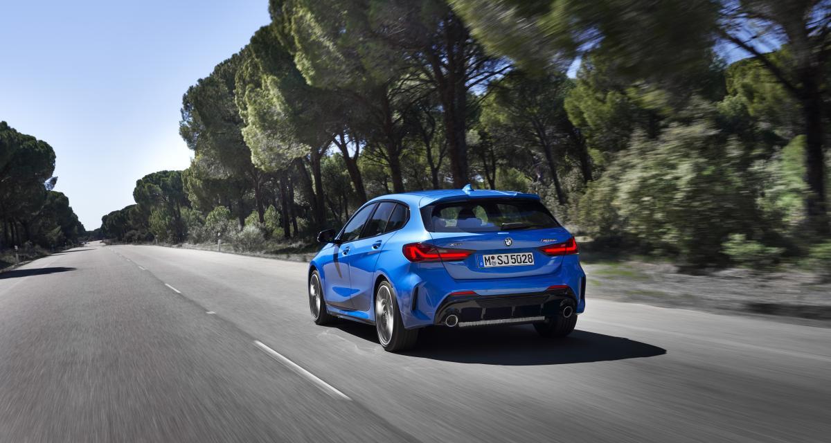 BMW Série 1 : la nouvelle compacte allemande en cinq points