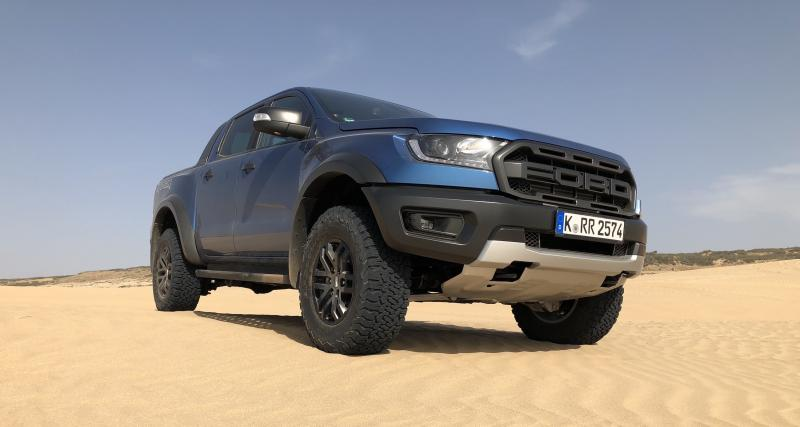 """Essai du pick-up Ford Ranger Raptor : """"Yiiihaaa!"""""""