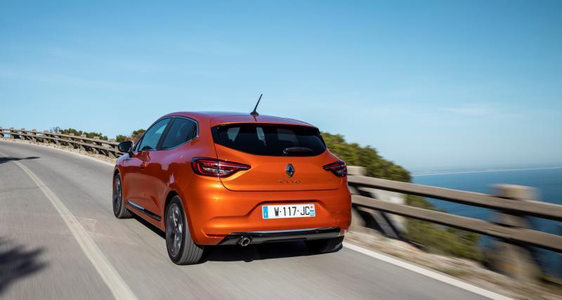 Renault Clio 5 : retrouvez notre essai en direct du Portugal