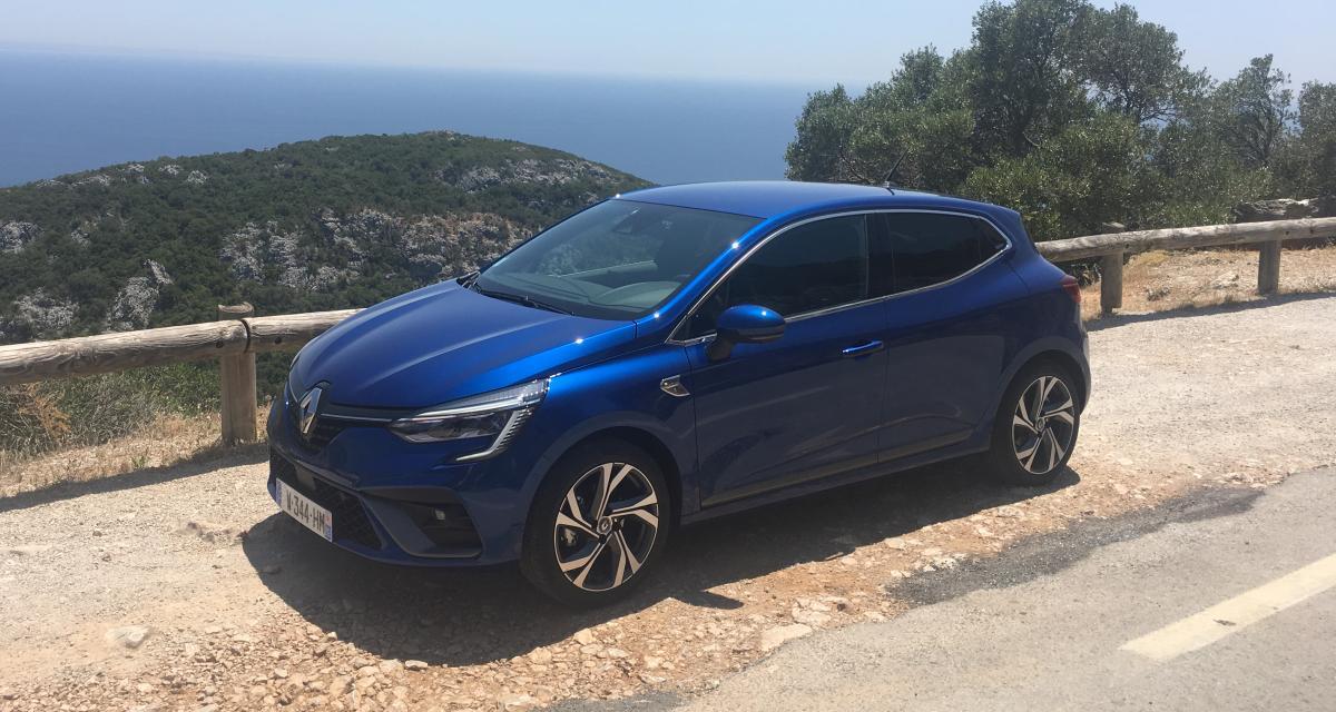 Nouvelle Renault Clio 5 : les photos de notre essai de la citadine au Portugal