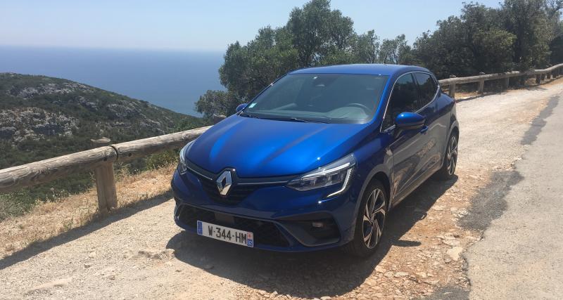 Essai de la nouvelle Clio 5 : découverte de la citadine Renault en vidéo