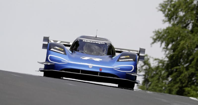 Record au Nürburgring : la Volkswagen ID.R le pouvait, Romain Dumas l'a fait (video)