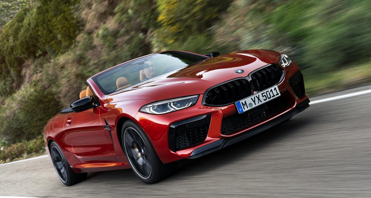 BMW présente les M8 Competition Coupé et Cabriolet
