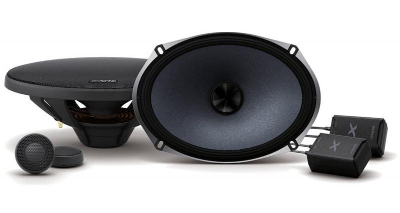Alpine commercialise un kit 2 voies audiophile en 6x9 pouces