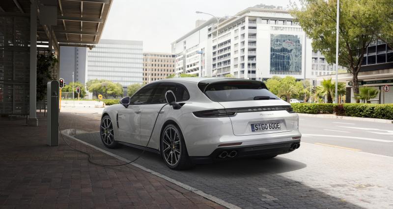 Quelle est la gamme Porsche E-Hybrid ?