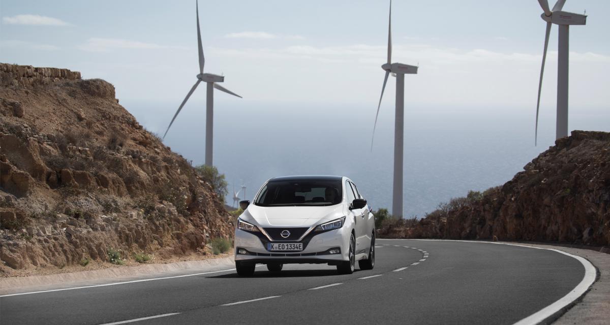 Nissan Leaf : leader mais pour combien de temps