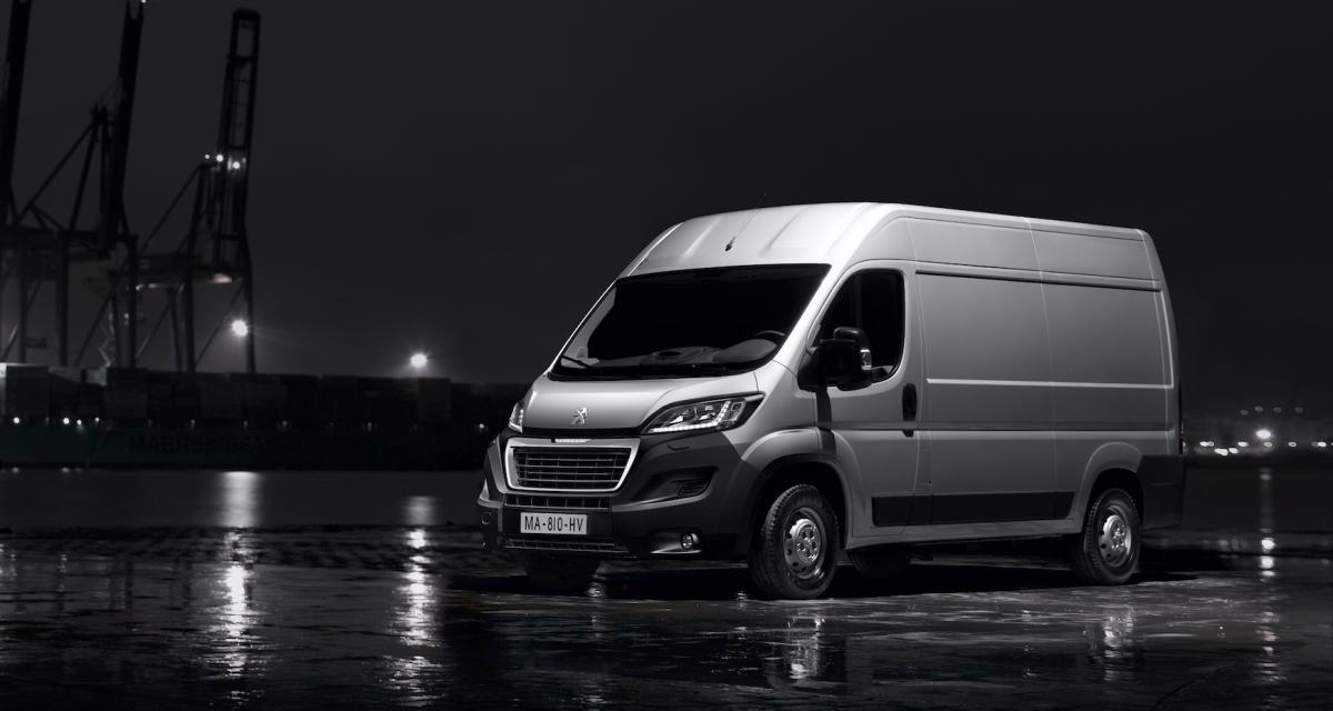 Peugeot Boxer 2019: plus puissant et encore mieux équipé