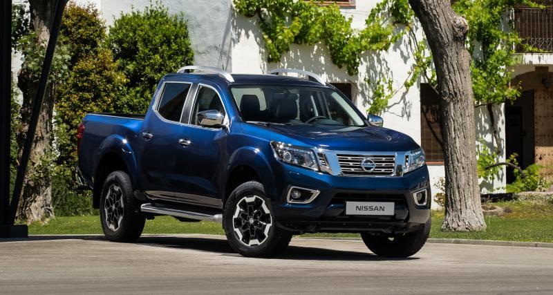 Nissan Navara : update du pick-up en profondeur