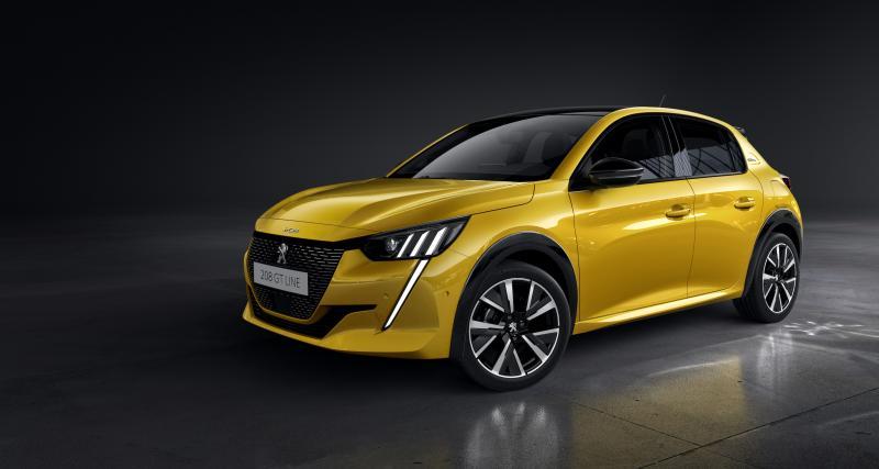 Prix de la nouvelle Peugeot 208 : à partir de 15 500 euros, tous les tarifs