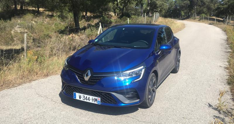 Nouvelle Clio 5 : l'essai de la citadine Renault en 4 points