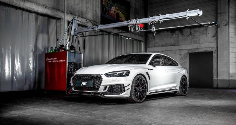 ABT RS5-R Sportback : le coupé 4 portes bavarois en 3 points