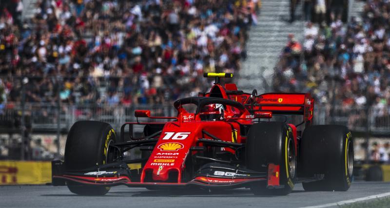 GP du Canada de F1 : résumé des essais libres 2, le crash d'Hamilton en vidéo