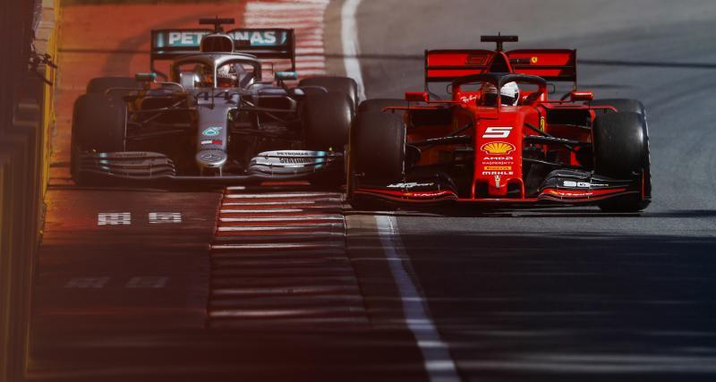 Formule 1 : le résumé du Grand Prix du Canada en vidéo