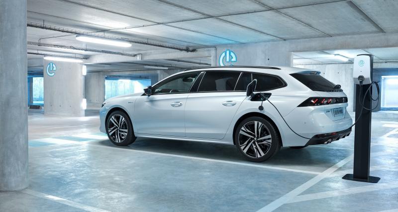 Les tarifs de la Peugeot 508 PHEV