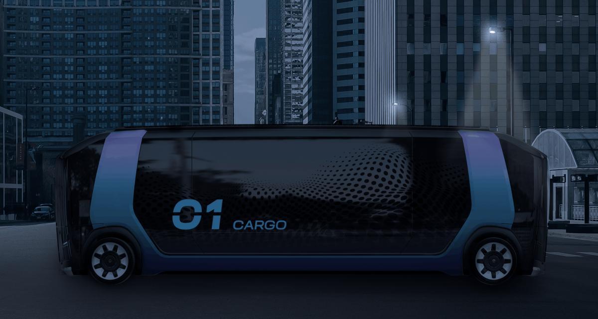 Scania NXT: la navette écolo et urbaine du futur
