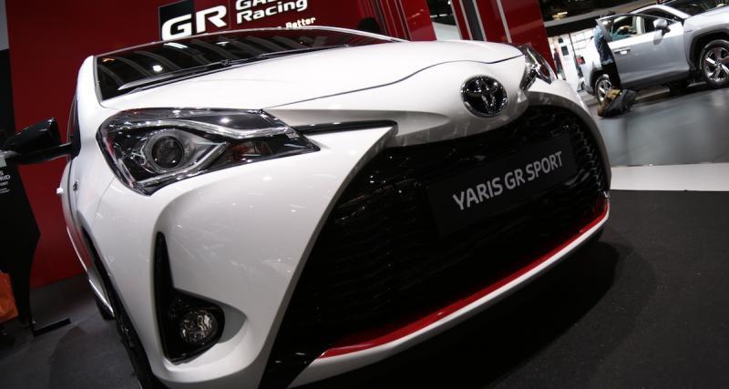 Toyota Yaris GR Sport : quand l'hybride brouille les pistes