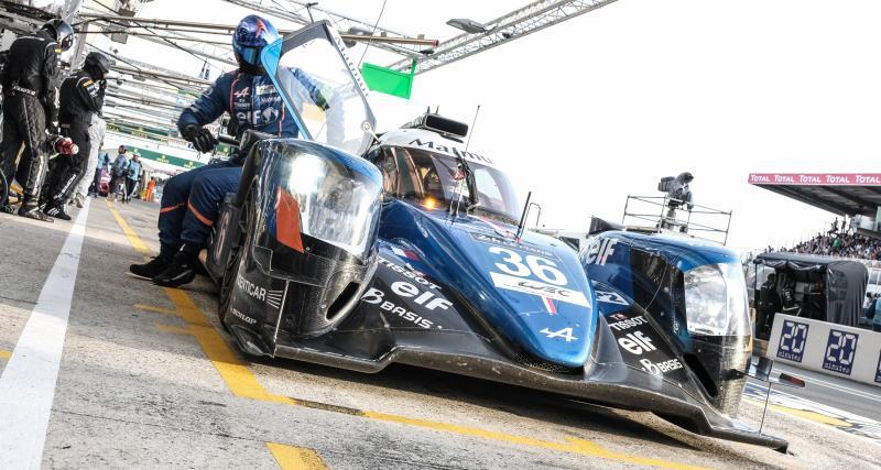 Le Mans Prototype 1