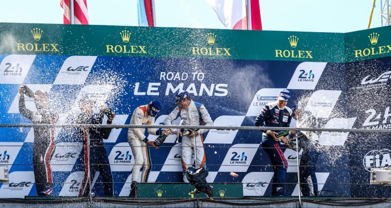 Le programme des prochains jours des 24 Heures du Mans 2019