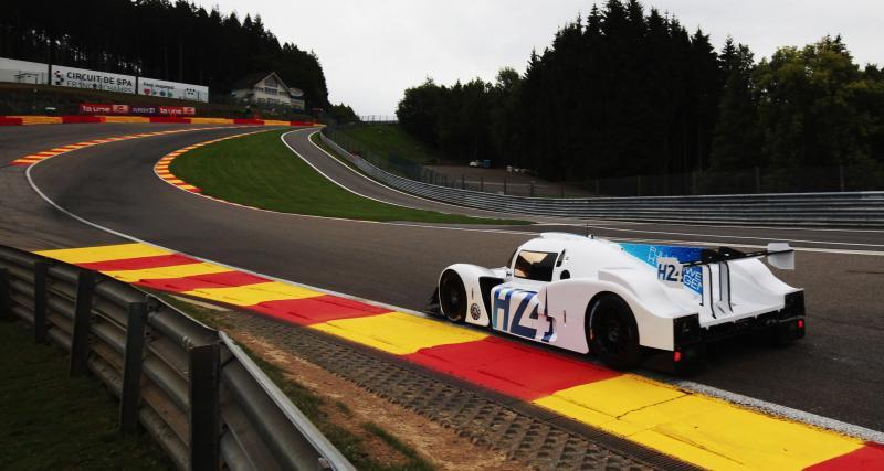 LMPH2G: le prototype hydrogène de GreenGT prêt pour les 24 Heures du Mans