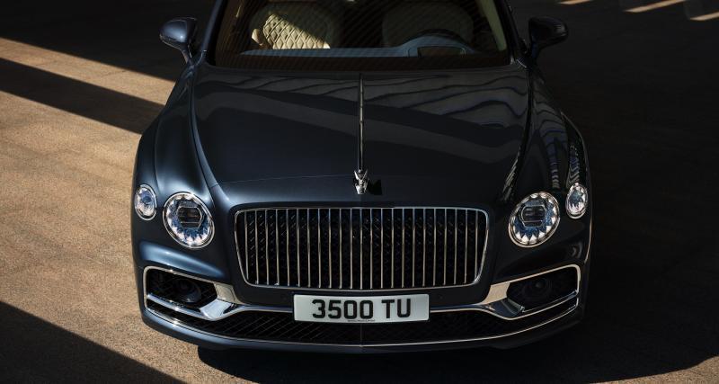 Bentley Flying Spur : la berline de luxe se renouvelle