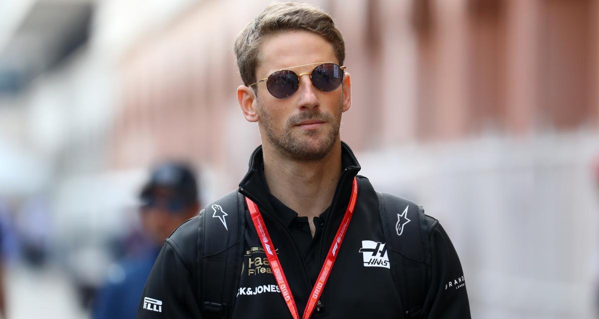 Quand Romain Grosjean fait fuir des cambrioleurs!