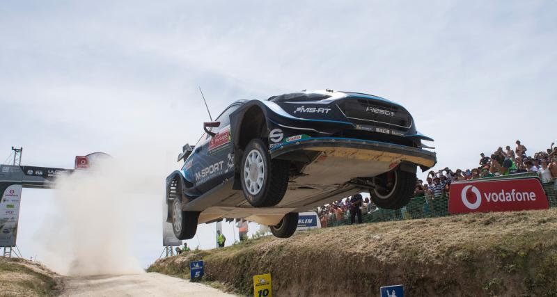 Le rallye WRC de Sardaigne en streaming
