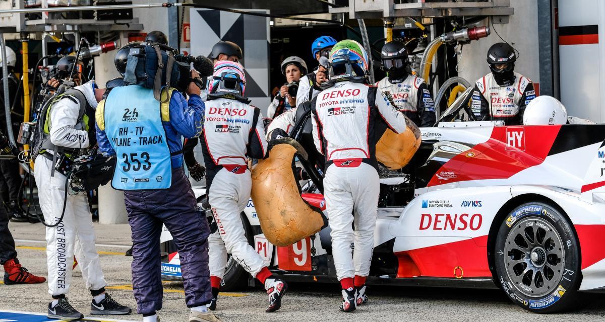 24 Heures du Mans - Qualifications : la pole et la première ligne pour Toyota