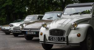 Les 100 ans de confort en Citroën : voyage dans le temps