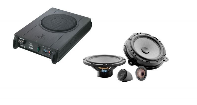 Focal étoffe sa gamme Inside avec des packs hi-fi pour les Smart