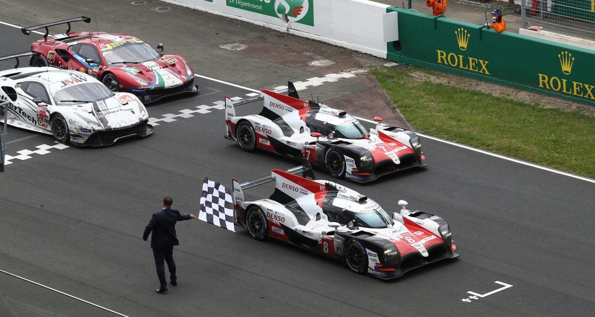 24 Heures du Mans : victoires de Toyota, Alpine, AF Corse et Keating Motorsports